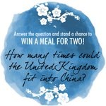 #Win a #meal for 2 @RiverbankBuffet in #Norwich; just answer the question below! #competition http://t.co/6wuW50d6VQ