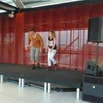 Sulla terrazza di @USAPavilion2015 a @Expo2015Milano si balla! :) #Expo2015 #expottimisti @ExpottimistiHub http://t.co/151IpLCc62
