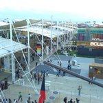 Relax con vista su @Expo2015Milano dalla terrazza di @USAPavilion2015 :) #Expo2015 #Expo2015Milano http://t.co/Fp6An8B3uV