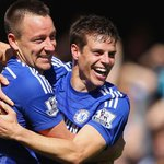 FEWEST GOALS CONCEDED in 2014/15 32 - Chelsea 33 - Southampton 36 - Arsenal 37 - Man Utd 38 - Man City http://t.co/vwfd5Un98o