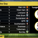 Heres your running order... Join us for the final #MOTD of the season, 22:30 BST on @BBCOne (23:20 Scotland) http://t.co/5NJNTkWhoy