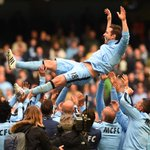 Man City 2-0 Southampton. Frank Lampard leaves the #BPL with another goal - his 177th. Report: http://t.co/i8hqjeq4k2 http://t.co/4h1hX65jFK