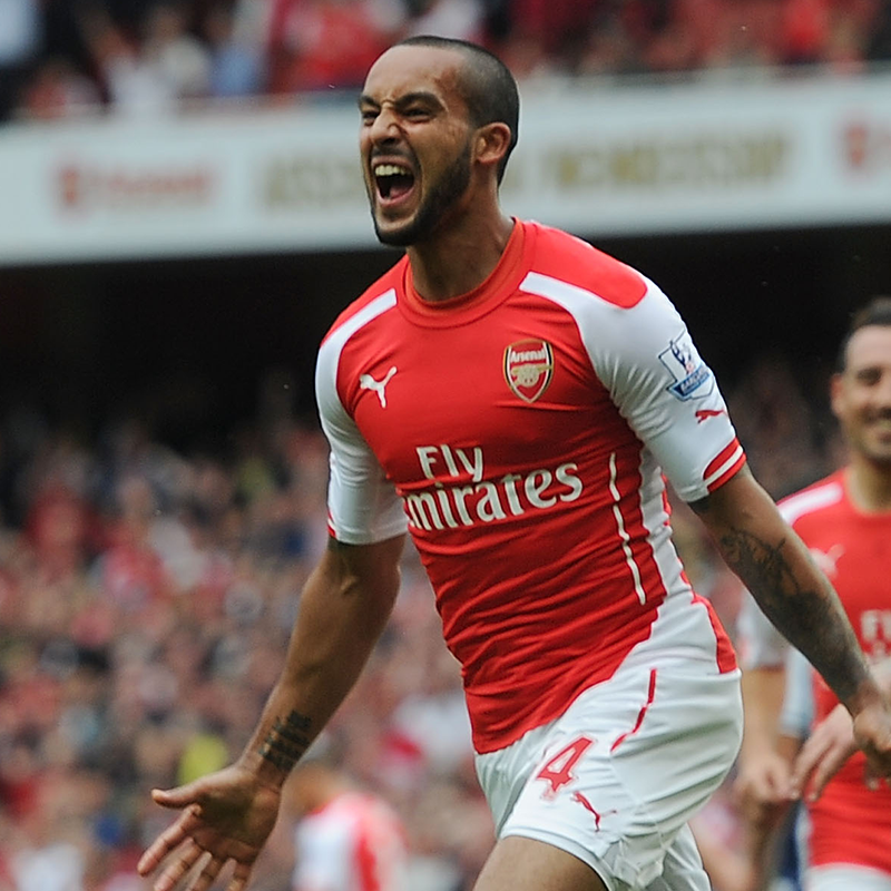 """.@RobbieSavage8: """"I'd have a fit Walcott over Sterling any day.""""  What do you think?  RT for Walcott Fav for Sterling http://t.co/fOpeBGBzY1"""