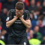 FACT: Steven Gerrard now has the worst ending for a captain since the Titanic. http://t.co/Vcg5P8q3P4