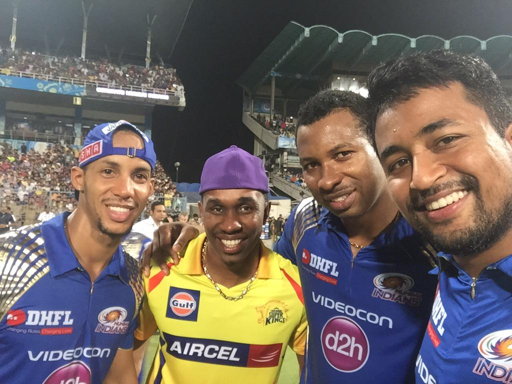 #selfie #Champions2015 #CSKvMI http://t.co/ukW8SI8rgB