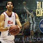 Corbacho es el máximo triplista de la #LigaEndesa por 3ª vez en su carrera, algo que solo había logrado Perasovic. http://t.co/PGsCq8Jinx