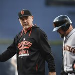 In big move, #SFGiants designate McGehee for assignment, make Duffy everyday 3B: http://t.co/ZmPaCdCOT7 http://t.co/bUkUkuK23U