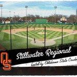 Congratulations Oklahoma State!  Stillwater, Oklahoma will host a 2015 Baseball Regional. #RoadToOmaha http://t.co/nsXLBQDf0W