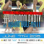 Shhh! #HushPoolParty Sunday June 7th! Must Text HUSH to 33733 for more details http://t.co/mZoSHYdBc8 !!