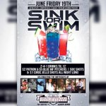 #SinkOrSwim 2-4-1 Drinks $5 pitchers .50 cent shots all night long at Titletown June 19th ! http://t.co/E8HhlqV9Bp