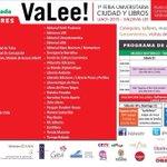#ValdiviaCl no se pierdan del 27 al 31 de mayo la Feria del Libro #UACh #ValdiviaLee http://t.co/g4xneCbcpL