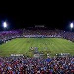 COLORES QUE SON PASIONES Una gran fiesta en el estadio cuando ingresó #Cerro. Mirá ▶ http://t.co/4Z2AMVUXvZ http://t.co/9DadnT66Oy