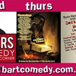 A massive week of comedy in #Hobart this week! Dont miss a second of it. http://t.co/xqArT0o2ZB http://t.co/7uRyuqW35g
