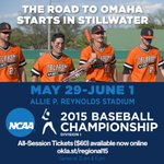 #OKState is hosting a 2015 NCAA Baseball Regional!  Get your tickets now: http://t.co/0SEM2fdLyI http://t.co/ewsPuDSPvP