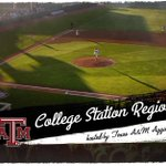 Congratulations Texas A&M! College Station, Texas will host a 2015 Baseball Regional. #RoadToOmaha http://t.co/52lMnFHBh5