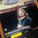 #BigWeekend @BBCR1 @foofighters Lets do this! http://t.co/PWoDunUqaM