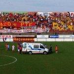 #AHORA: El fútbol, otra vez de luto: murió un jugador en #BocaUnidos-Atlético Paraná http://t.co/1xJ9jznNIO http://t.co/EmM1Dg5ZXJ