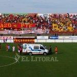 Murió Cristian Gómez, quien se descompensó en el partido de #BocUnidos y #AtléticoParaná   http://t.co/lTvrreMGeT http://t.co/jDDvhabRK7