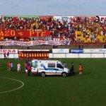 Otra desgracia en el ascenso: murió el futbolista Cristian Gómez por un problema cardíaco. http://t.co/sqgcdL3Kzr http://t.co/3HzmtWssc3