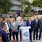 Konak Tüneli, İzmirimize hayırlı olsun. Emeği geçenleri kutluyor, sürücülerimize kazasız, keyifli sürüşler diliyoruz. http://t.co/rJ0LZj6Vit