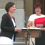 A proud day for @SPhillipsAB as Lethbridge is represented in the provincial cabinet. #yql #ableg http://t.co/JbJ8V4R3Vc