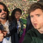 Excited for @foofighters?! LIVE NEXT! @bbcthree #BigWeekend http://t.co/GUlgtcEj7q