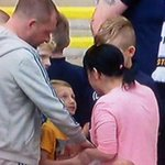 PICS: Woman appeared to grab Beckfords jersey from a young fan and now its for sale online http://t.co/IgD1zj9Y9O http://t.co/aVBL3rfkFi