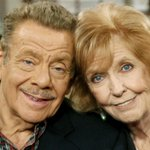 Grew up with the comedy duo of Stiller & Meara. Saddened by the passing of Anne Meara. http://t.co/OHbOH9XUVD