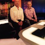 The final @BBCMOTD of the season and @alanshearer and Danny Murphy are ready to shine.... @BBCMOTD 10.30 http://t.co/6koJ9lZrY0