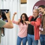 Graciñas #Ourense!! Máis de 5.000 papeletas deron hoxe o seu apoio a #OUeC GRAZAS por crer en nós! http://t.co/wASQvovPgq