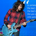 Weve got another confession to make... were lapping up this @foofighters #BigWeekend set. http://t.co/I0fWXXE7su