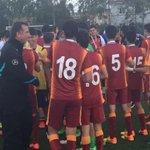 ŞAMPİYON!!! U15 Takımımız Gençlerbirliğini finalde 2-0 mağlup ederek Türkiye Şampiyonu oldu. #MayıslarBizimdir http://t.co/1rrKEKwS28