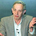 """#ICYMI: """"A Beautiful Mind"""" mathematician John Nash and his wife died in a taxi crash in NJ: http://t.co/PwJHsYdC0g http://t.co/BgOooKD8wF"""