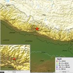 Felt #earthquake M4.3 strikes 57 km NE of #Bharatpur (#Nepal) 16 min ago. Please report to: http://t.co/GIvnrgRPKa http://t.co/ipsLrzXWFG