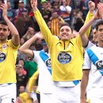 En un año muy duro en Coruña, toca disfrutar como nunca. Ver VÍDEO: http://t.co/zjMIzYsJfN http://t.co/WRsKDWhOHO