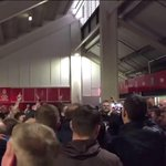 MVIDEO: Fan footage of Liverpool fans singing the Rafa Benitez song at Stoke! They want him!..http://t.co/GNwrvDS96E http://t.co/AJVR7pyGD0