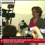 #SpainDecides Sieht ganz nach Frauenpower in den 2 wichtigsten Städten aus: Madrid und Barcelona haben gewählt! http://t.co/4y2fEtPJGc
