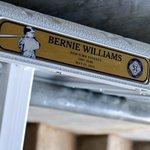 Bernie on the bases. #BernieDay http://t.co/5JpH6PgfJV
