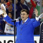 """""""You bet Im excited to be back."""" — John Amirante on returning to sing the anthem tonight http://t.co/9oDgqYrqty #NYR http://t.co/2NGq3TMgBH"""