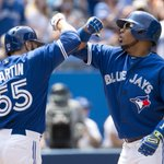 Blue Jays take 8-2 victory over Mariners http://t.co/2ttRulE4ua http://t.co/eAiWkLFI6Q