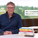 @alliebrosh !!! RT @BillGates Here are 7 books I read recently I thought you might enjoy: http://t.co/p0pzThXcGb http://t.co/SL9n5swOU9