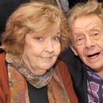 #RIP Actress Anne Meara, wife of Jerry Stiller and mother of Ben Stiller, has died. http://t.co/sRi1UxaEu7 http://t.co/vCvQQWqQ3w