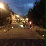 Sfeervol verlichte doorkomst #Warnsveld en @gem_Zutphen http://t.co/JsjXM86CuN #Roparun http://t.co/NPCRCtvX8H