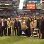 Congratulations, @bw51official! #BernieDay #51Retired http://t.co/oUT2YULadi