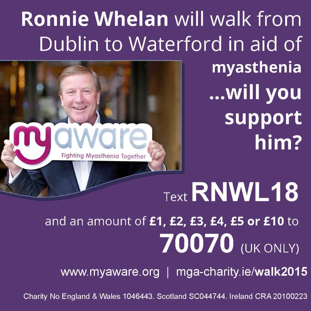 Myasthenia is a debilitating, life changing, illness. There is no cure but there is hope. You can help! http://t.co/mWhZ6j2Hqk