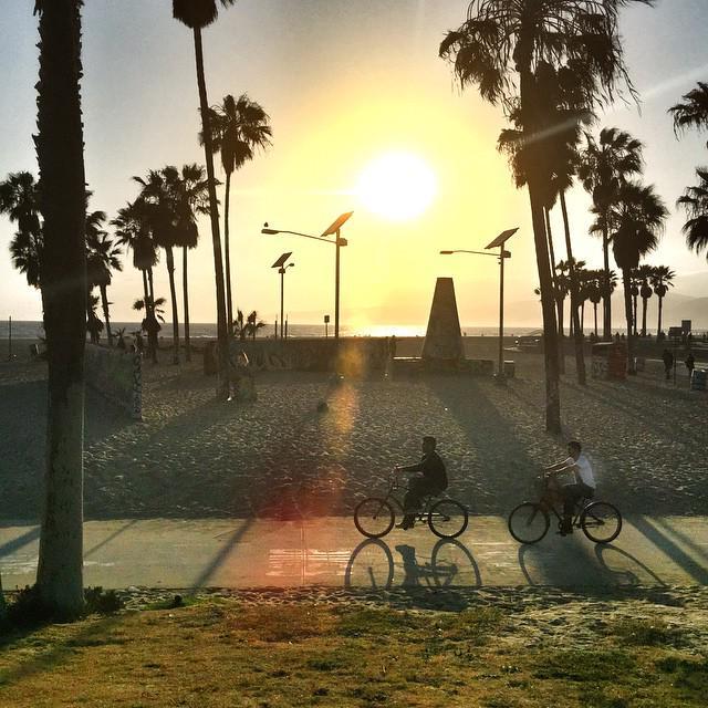 Venice Beach to Costa Rica ! http://t.co/hEP0X0l5Y9