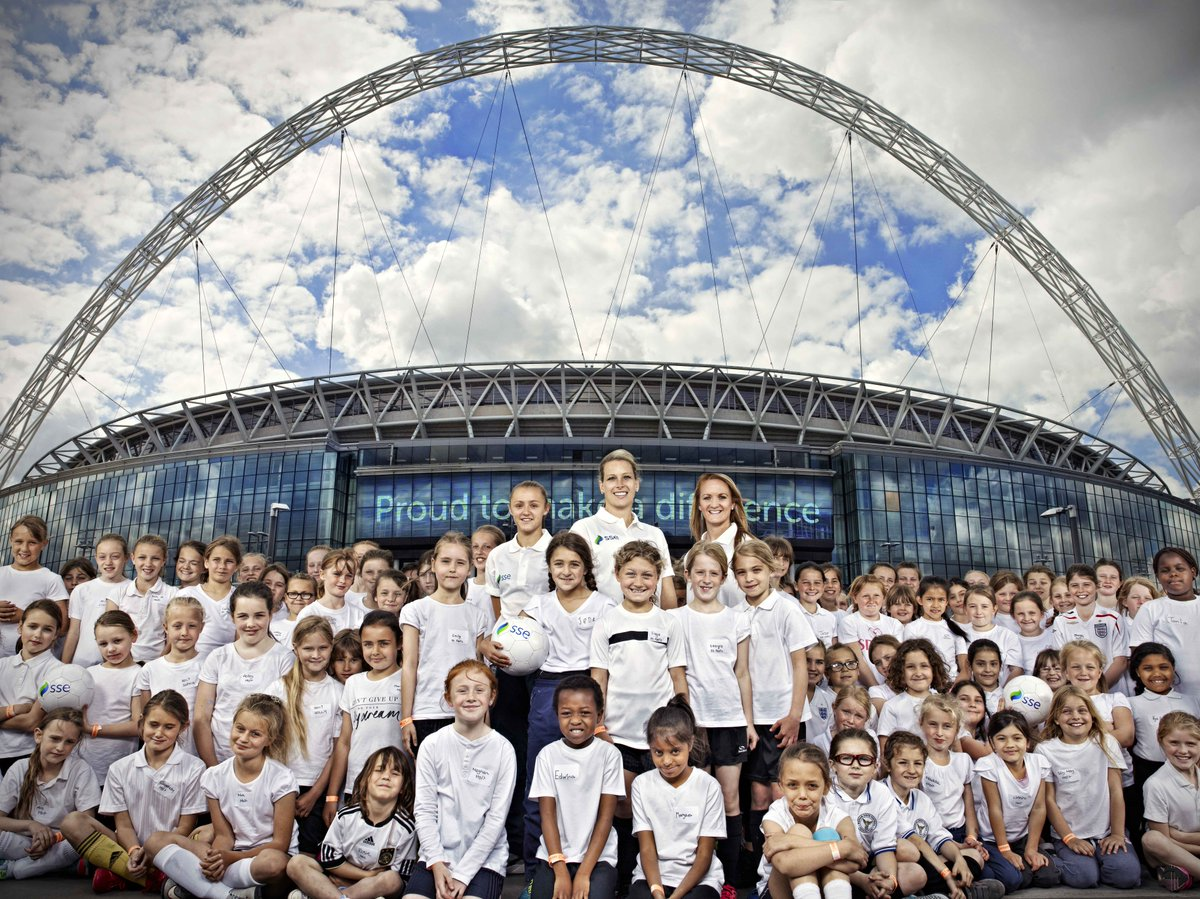 We're proud to announce a four year title sponsorship deal with @fa for The SSE Women's FA Cup http://t.co/BKA4Kpt5Vf http://t.co/RLUmrPKmsO