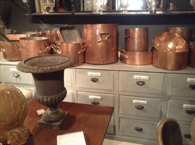 Al a mode once more - gutsy copper @LorfordsAntiq #Babdown @FontaineBoys http://t.co/SeQ1UkRjZO