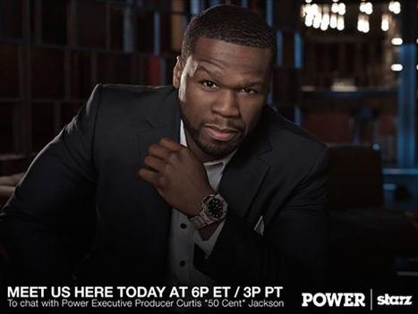 Live Q&A now.let s do this lets talk POWER https://t.co/IlRaBuWedK #PowerPremiere http://t.co/qrmaM5NAxl