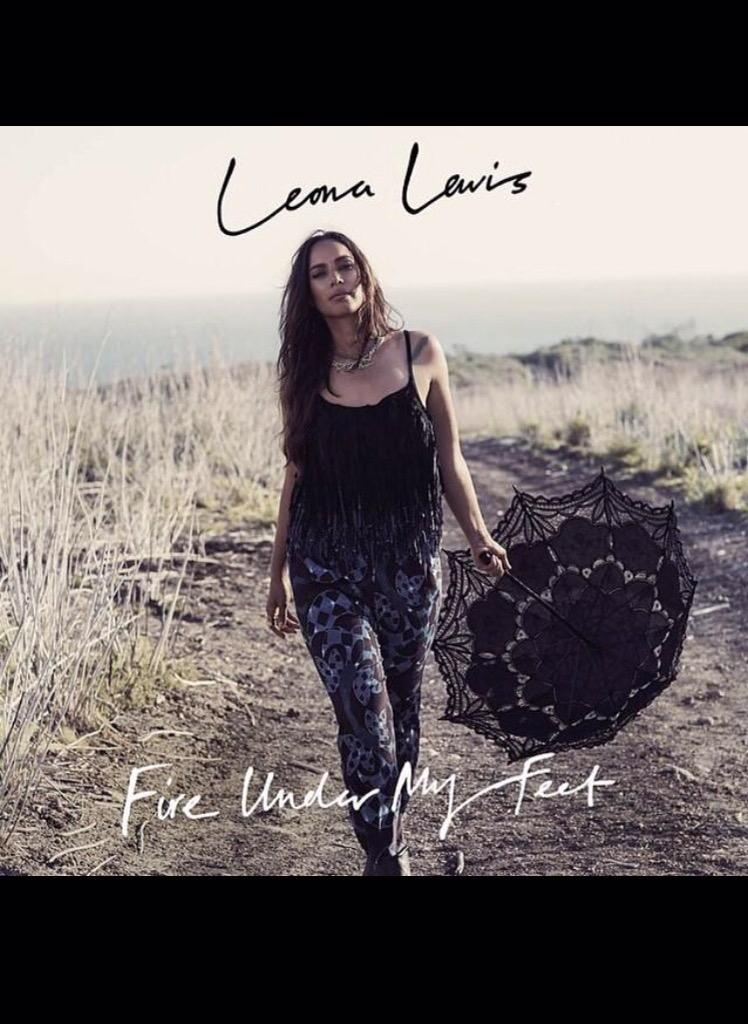 Yo UK @leonalewis #FireUnderMyFeet is OUT  NOW